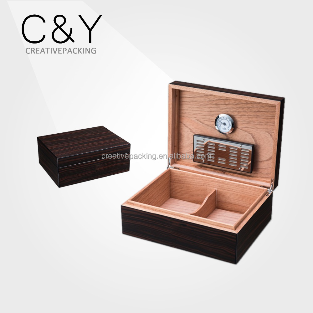 Hot Sale Best Wooden Cigar Humidor Boxes