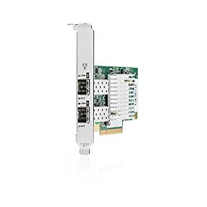 HP 724044-001 Network Interface Card (NIC) board -Solar SFC9020, Enhanced Small-form Pluggable (SFP+), Dual-Port (DP), G2x8, 10Gb per second transfer rate