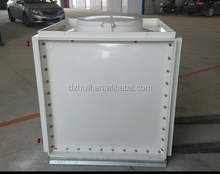Fiberglass plastic water reservoir tank with high quality