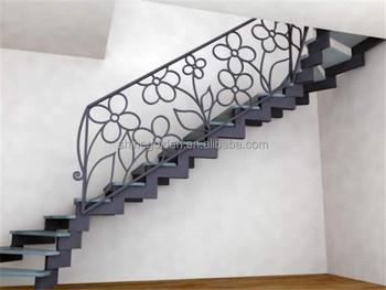Interni moderni ringhiere scale in ferro battuto buy for Ringhiere in ferro battuto per scale interne moderne