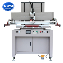 DEPAI machinery SP960V spot uv portable wedding card screen printing machine