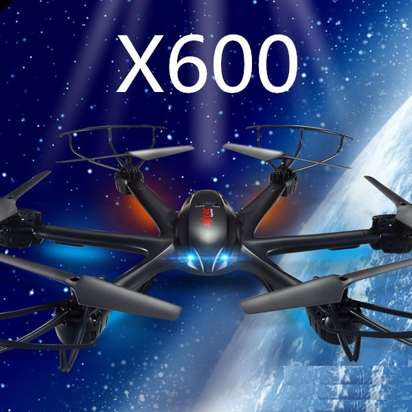 MJX X600 2.4G RC hexa copter  RC drone with/without C4005 FPV HD camera free shipping