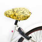 fashion OEM bike seat cover/bicycle saddle cover