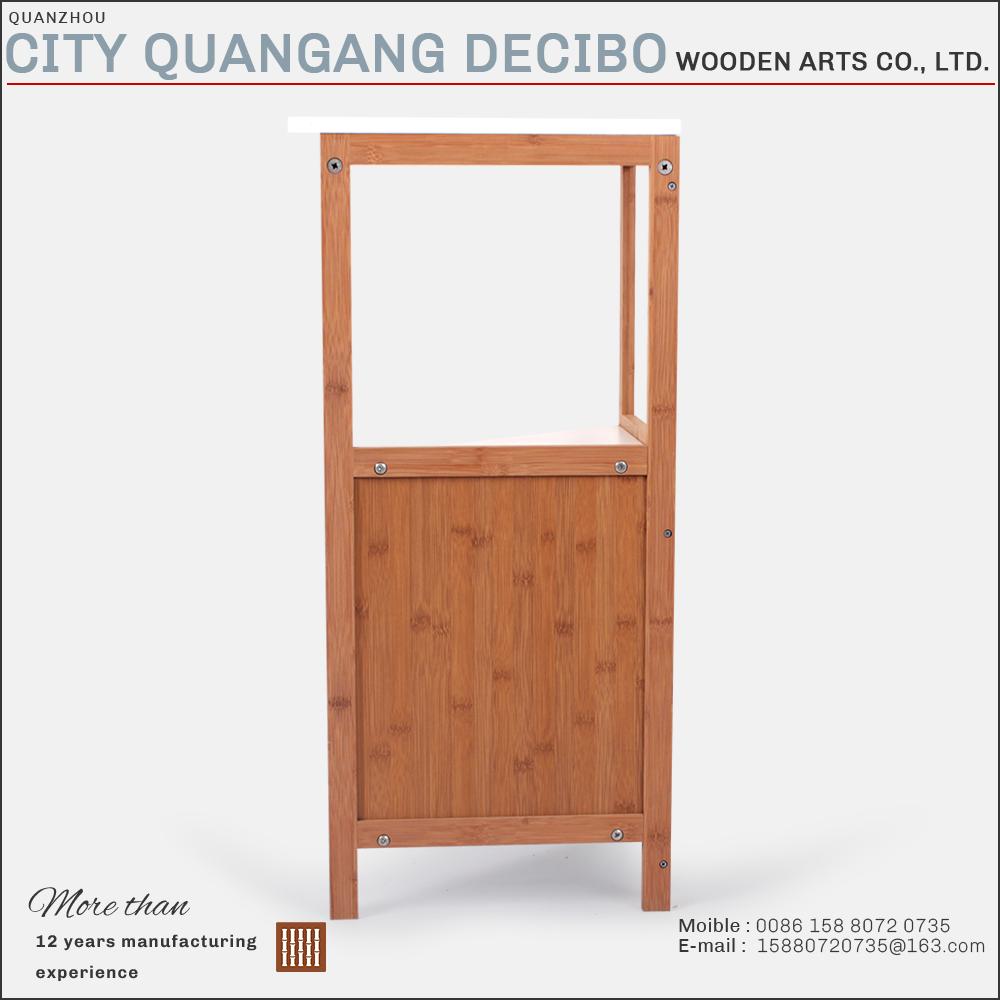 2017 Venta Caliente Personalizada Madera Moderno Tri Ngulo  # Muebles Bambu Bano
