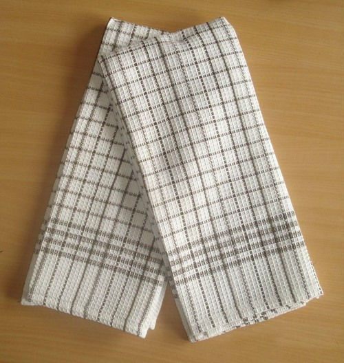 organic kitchen hand towel from India
