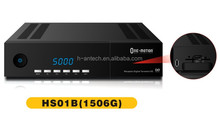2015 latest DVB-S2 hd satellite receiver