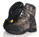 "New collection China factory price 9"" waterproof camo hunting boots for men"