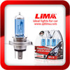 E11 super white german H4 car bulb xenon
