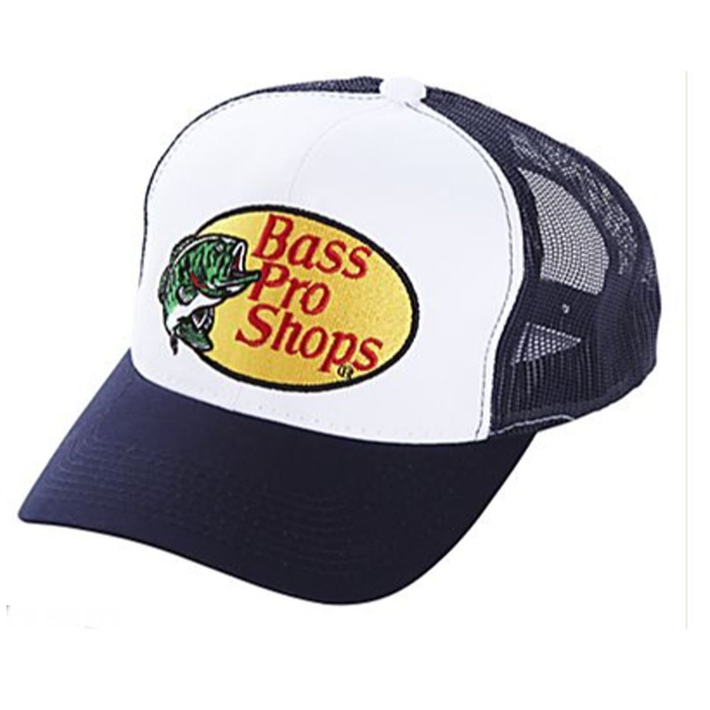 Bass Pro Shops Embroidered Logo Mesh Caps