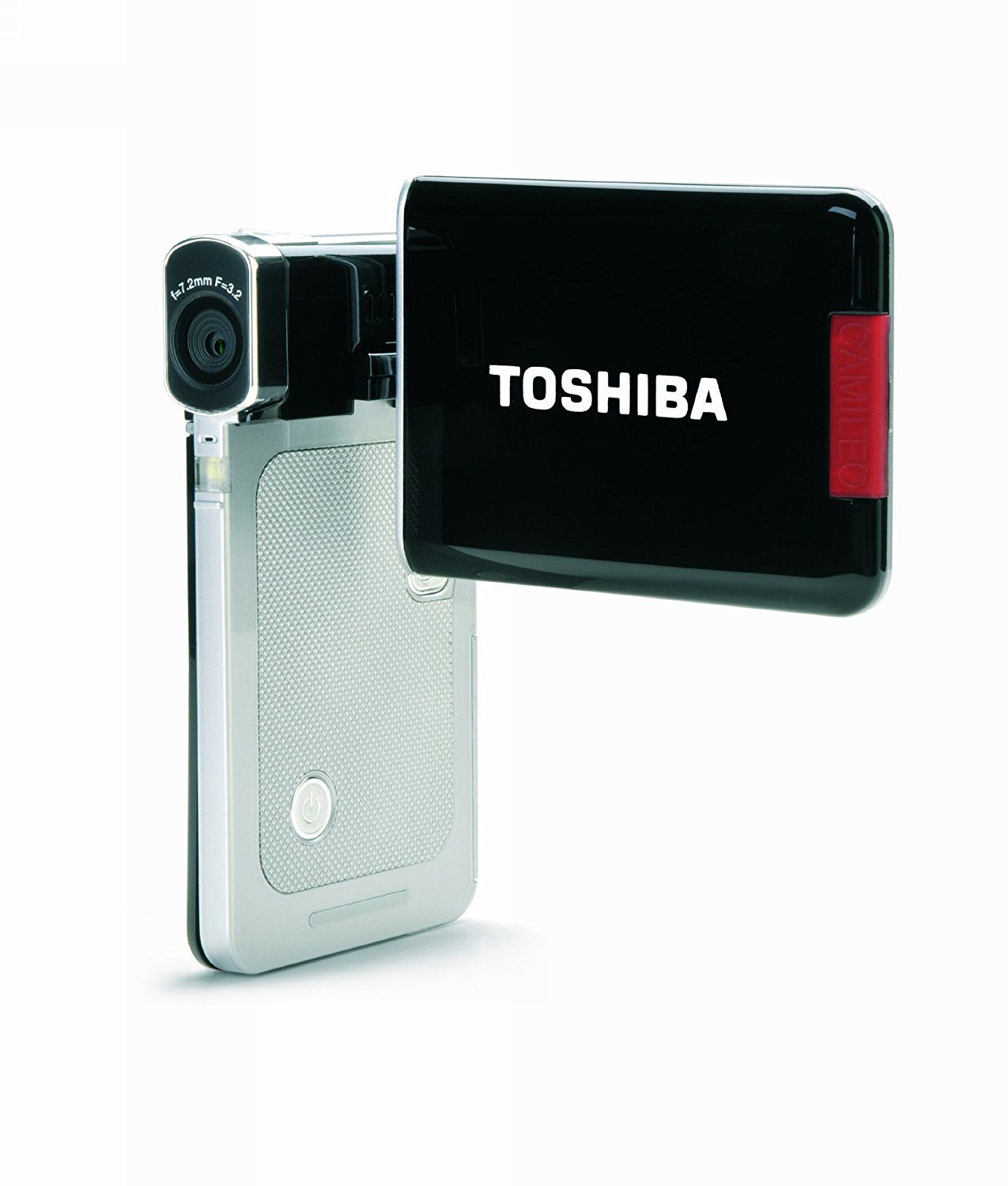 Get Quotations · Toshiba Camileo S20 Basic Full-HD Camcorder (Silver/Black)