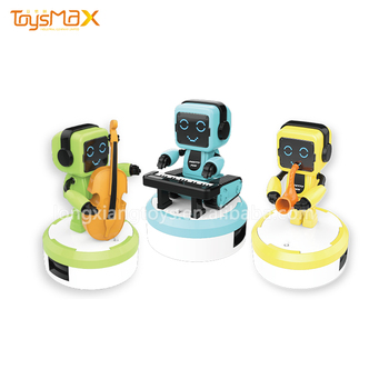 Kids Educational Toy Play The Melodious Music Robot Toy