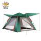 3 season family use custom hike camping windproof tent with strict quality control