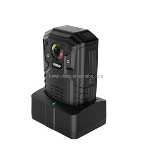 Police Security Body Worn Camera - Basic Function only recorder for Law Enforcement Battery 32G