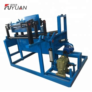 Henan Zhengzhou Waste Recycle Pulp Forming Egg Tray Machine Manufacture