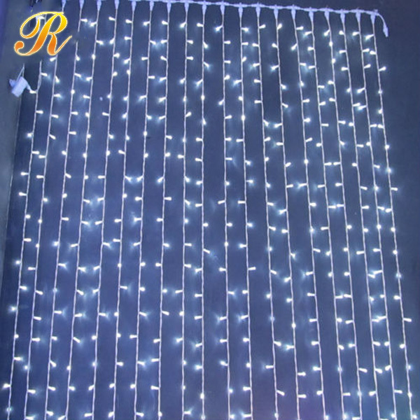 Outdoor Light Up Led Curtain For