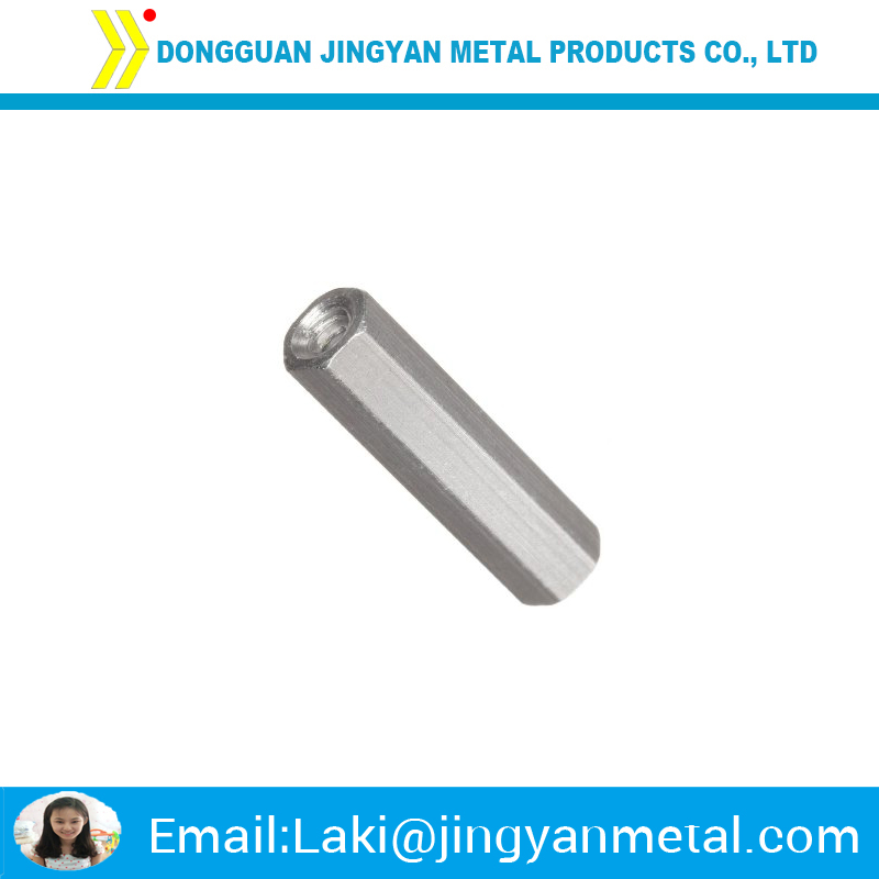 male female zinc plated hexagonal spacer bolts