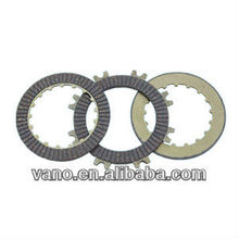 Hot sale C70 Clutch friction plate for motorcycles