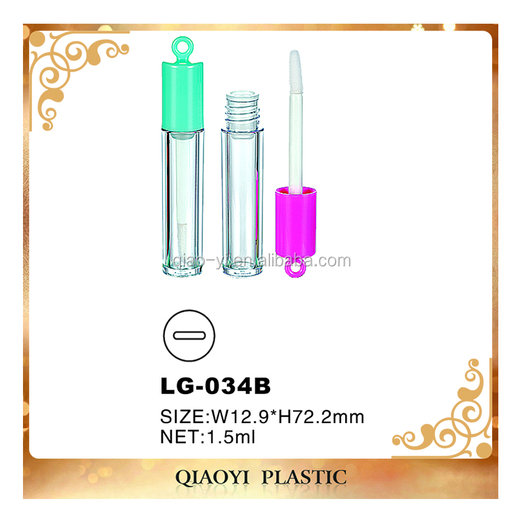 Cheap Packaging Tube SAN bottle packaging lip gloss