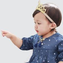 Baby Infant Jewelry Crown Hair Band Headband Headwear Accesories