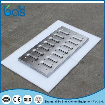 A300 Trench Cover Garage Floor Drain Covers Trench Round Galvanized Floor  Grilles Cable Trench Cover