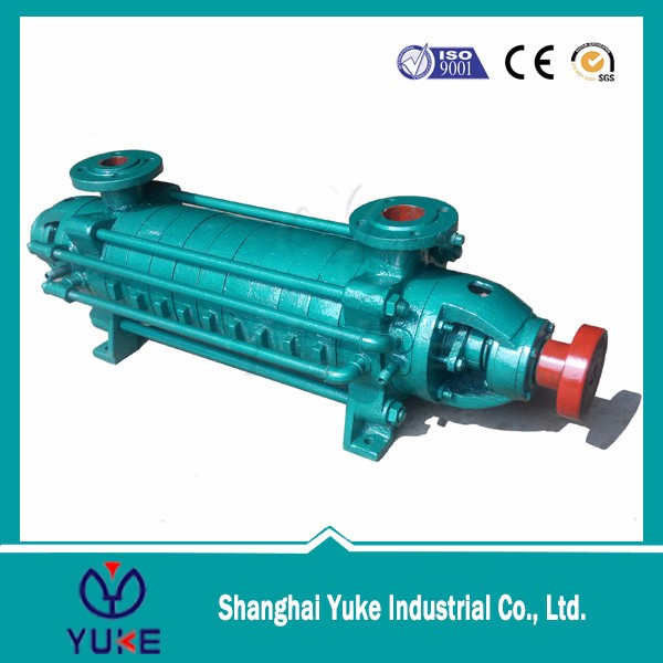 Horizontal multi-stage end suction high lift water circulation pumps italy