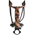 1X Eagle of Sniper Slingshot G7 Wrist Catapult Leopard Color Hunter Outdoor Hunting