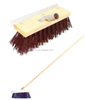 High Quality Outdoor Brooms with Scraper