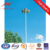 15m,20m,25m,30m,35m galvanized and powder coating flood lighting high mast poles with raising and lowering