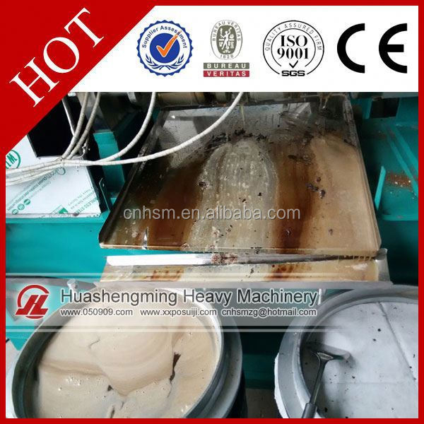 HSM Manufacture ISO CE cold presed oil press machine price