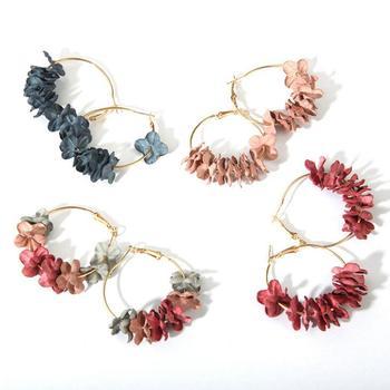 Kaimei 2018 joyería de moda de primavera y verano las niñas pequeño flash flores  de diamantes c0cc38dcdc64