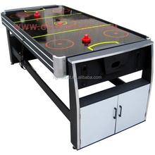 7 FT Swivel Multi Purpose Game Table , Flip Game Table Billiards Indoor For Family