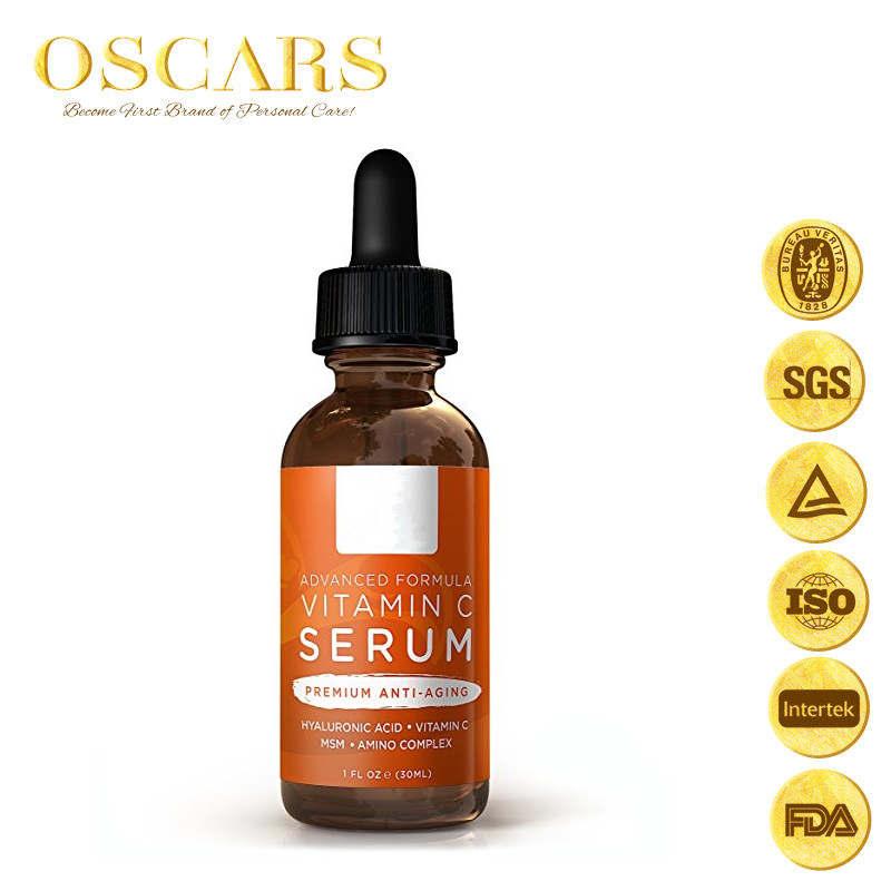 Private Labeling Brand Skin Care Products Hyaluronic Acid Serum Vitamin C Serum Anti-aging Serum