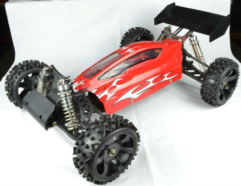 1 5th Scale 2wd Rc Electric Buggy Car Brushless Motor