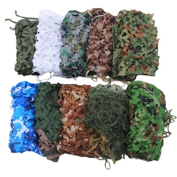 Military camouflage net, multi-purpose army camo netting.Used for military action,civil activities,indoor-outdoor decoration