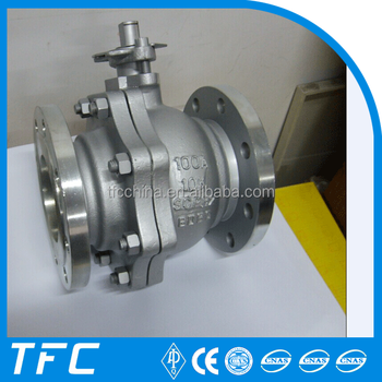 Api 607 Floating Type Stainless Steel 316 Ball Valve Wholesale ...