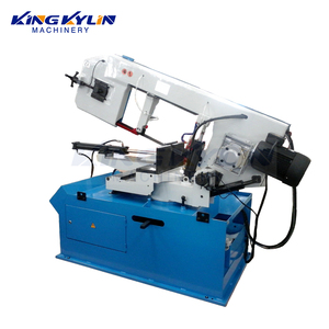 KK- 460G metal bandsaw auto feed band saw small band saw manual electric saw machine welding machine