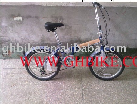 20 inch CE ISO9000 japan folding bicycle