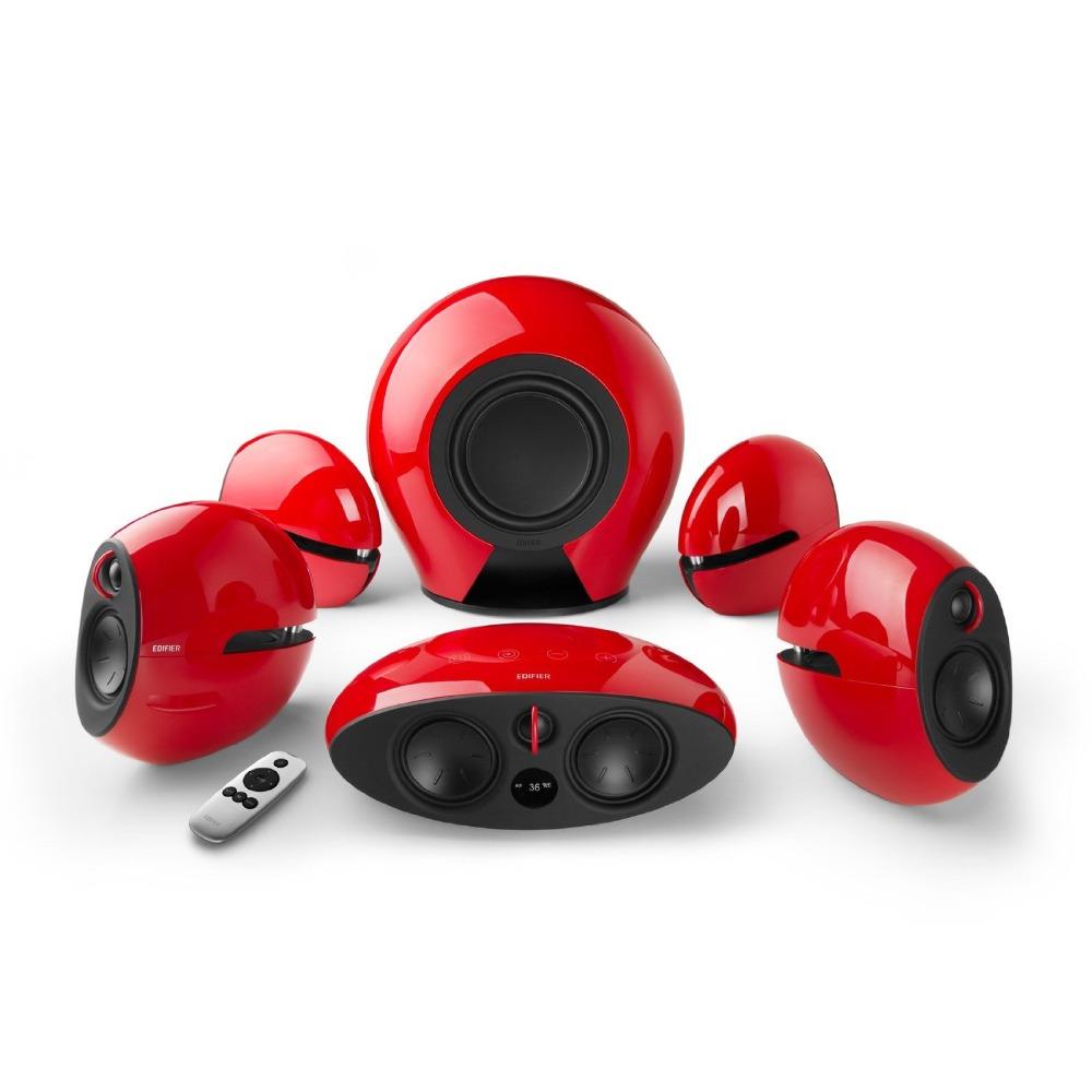 new edifier e255 luna e 5 1 surround sound system wireless. Black Bedroom Furniture Sets. Home Design Ideas