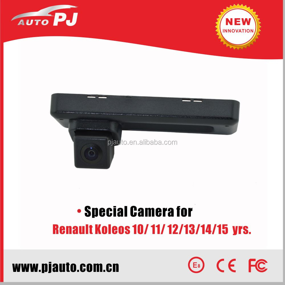 "0.01 Lux Car Came for Renault Koleos 2010, Super Night Vision 1/3"" SONY CCD Car Rearview Backup Camera(PJ-TCD-REN01)"