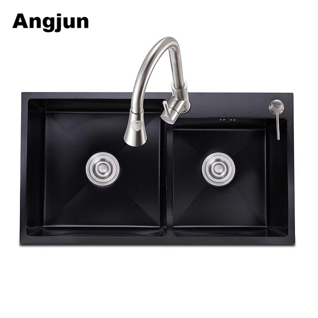 Buy Cheap China black stone kitchen sink Products, Find China black ...