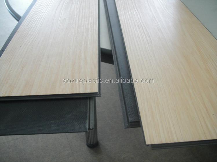 Durevole in vinile ad incastro pavimenti/tavola pvc pavimenti/PVC ...