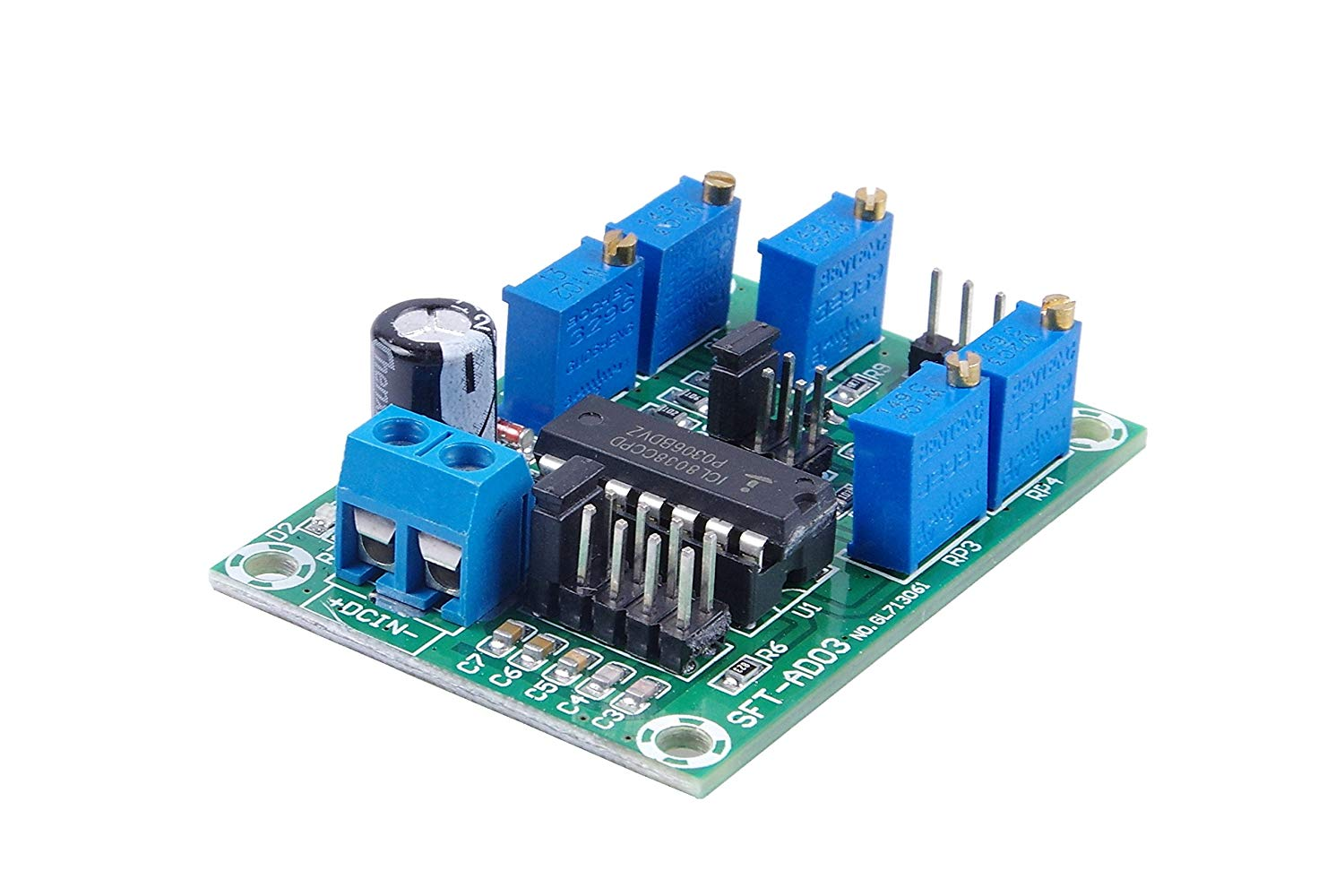 Cheap Generator Sine Wave Find Deals On Line At Pulse Or Waveform Circuit Get Quotations Knacro Icl8038 Signal Module Low Frequency Source Triangular