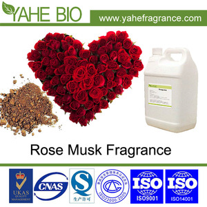 High concentrate rose musk fragrance oil used for incense ,freshener