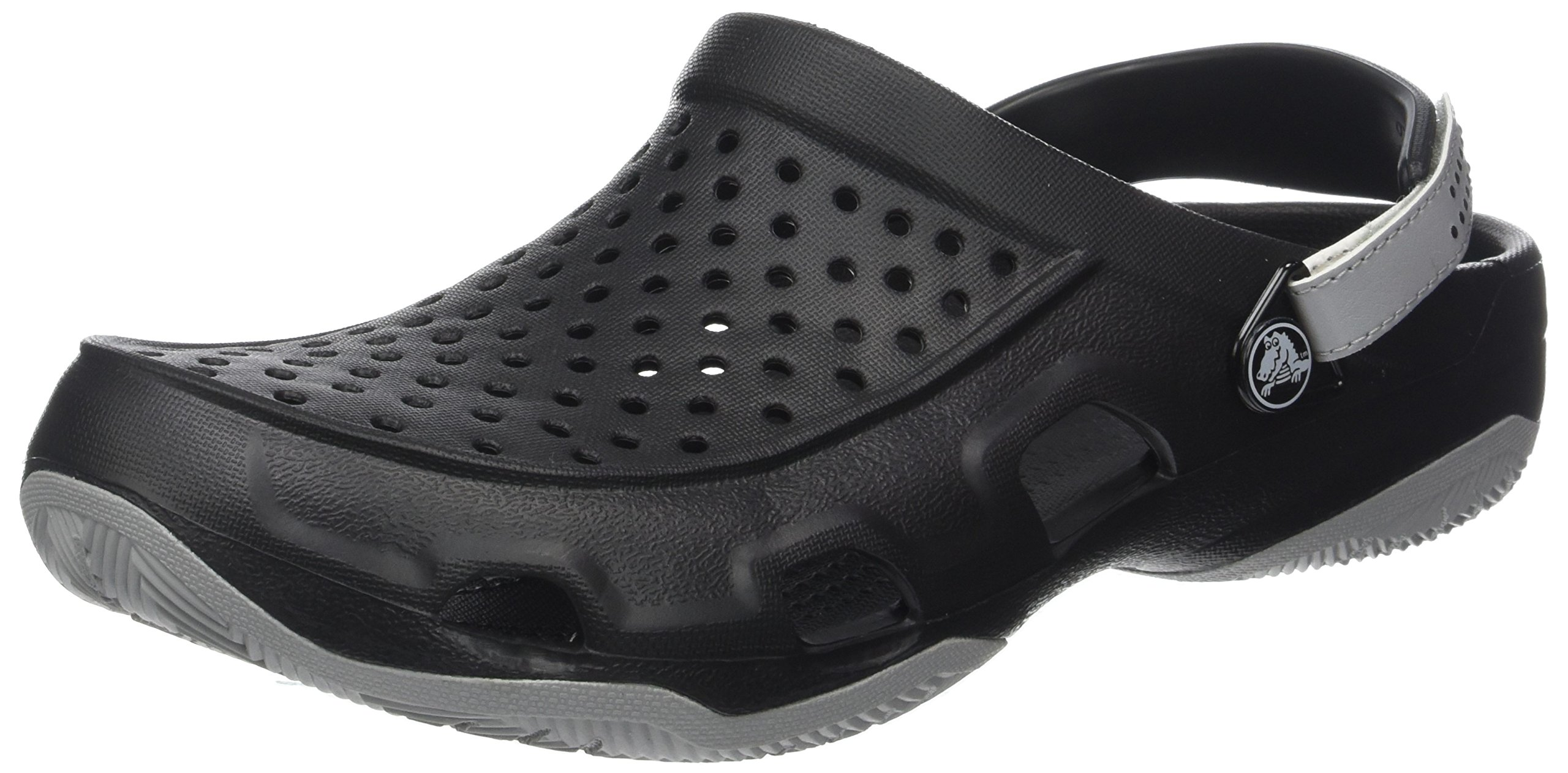 fd260c8d2 Get Quotations · Crocs Men s Swiftwater Deck Clog