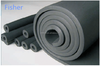 Fireproof nitrile rubber foam thermal insulation pipe isolation tube pipe