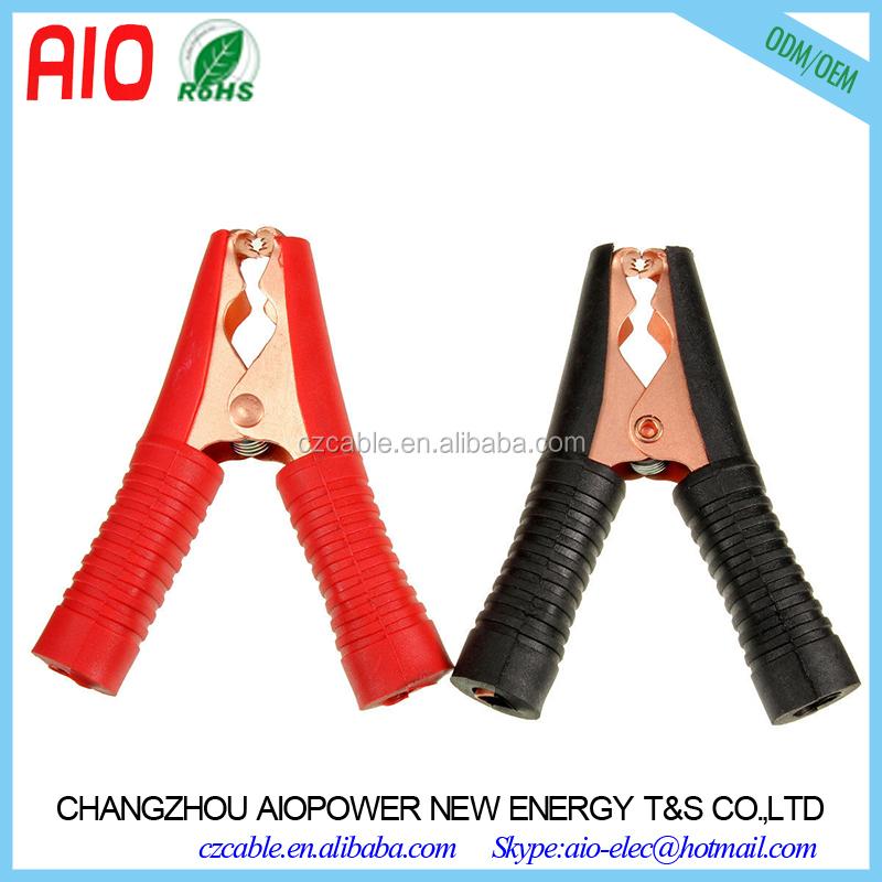 90 mm 100a terminal batterie de voiture alligator pince crocodile clip pince crocodile id de. Black Bedroom Furniture Sets. Home Design Ideas