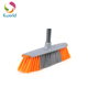 Plastic broom with 1.2 meter Iron pipe for household using brush and broom
