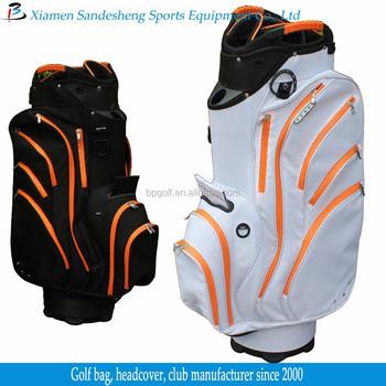 Waterproof Golf Cart Bag Product On Alibaba