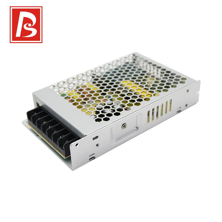 BST factory selling dc 100W 3.3V- 48V PFC led driver with CE certificate