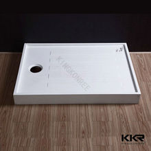 KKR marble shower tray,artificial stone shower tray,deep shower base